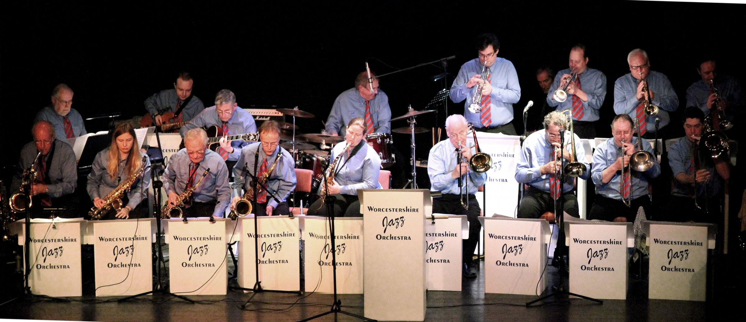 Worcestershire Jazz Orchestra Concert