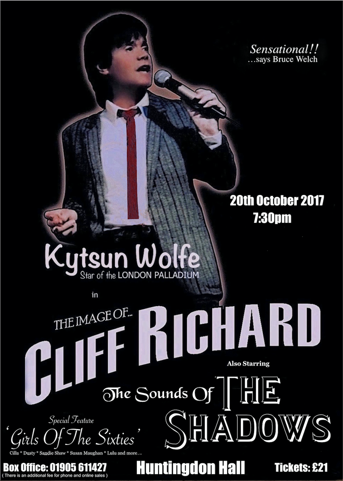 The Image of Cliff Richard & The Shadows