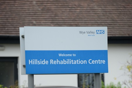The Hillside Rehabilitation Centre closed in Hereford on Monday