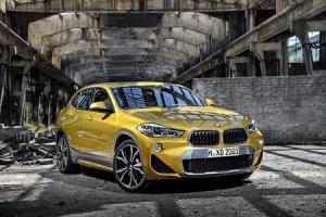 THE BMW X2 BREAKS NEW GROUND FOR BMW