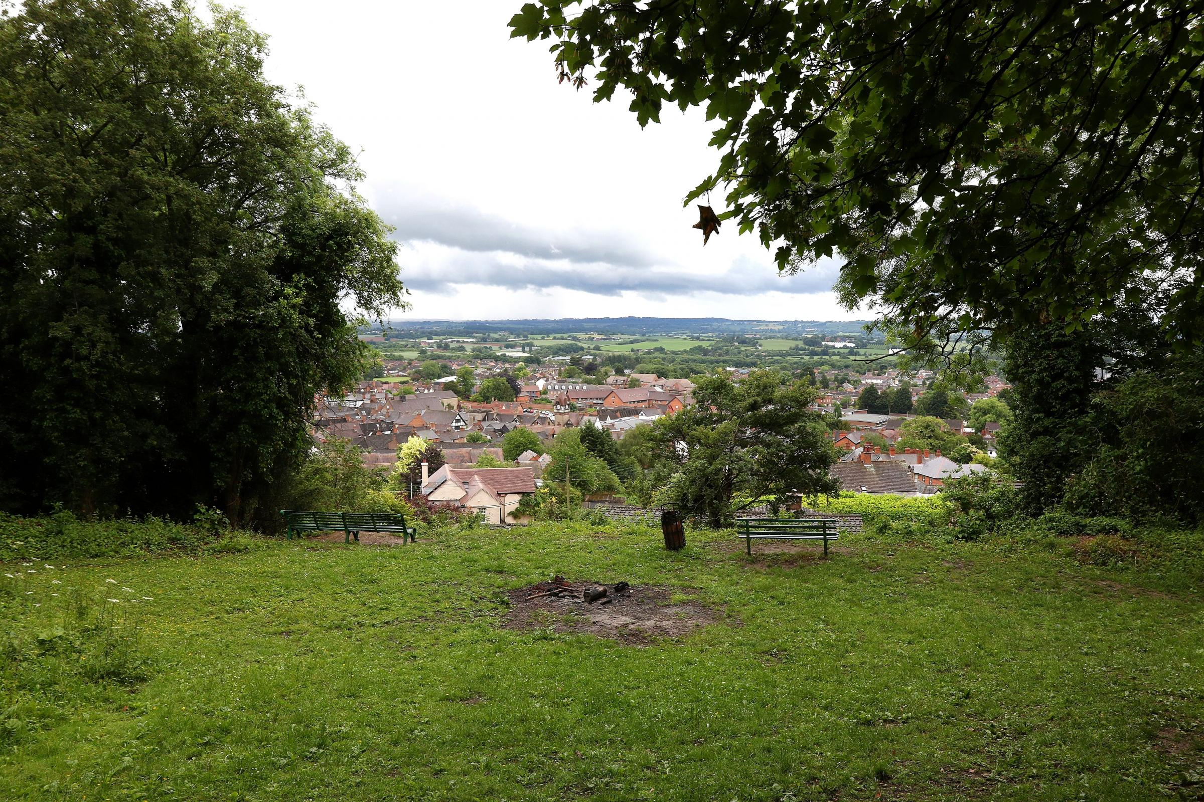 Another bench planned for troubled Dog Hill Wood beauty spot | Ledbury  Reporter