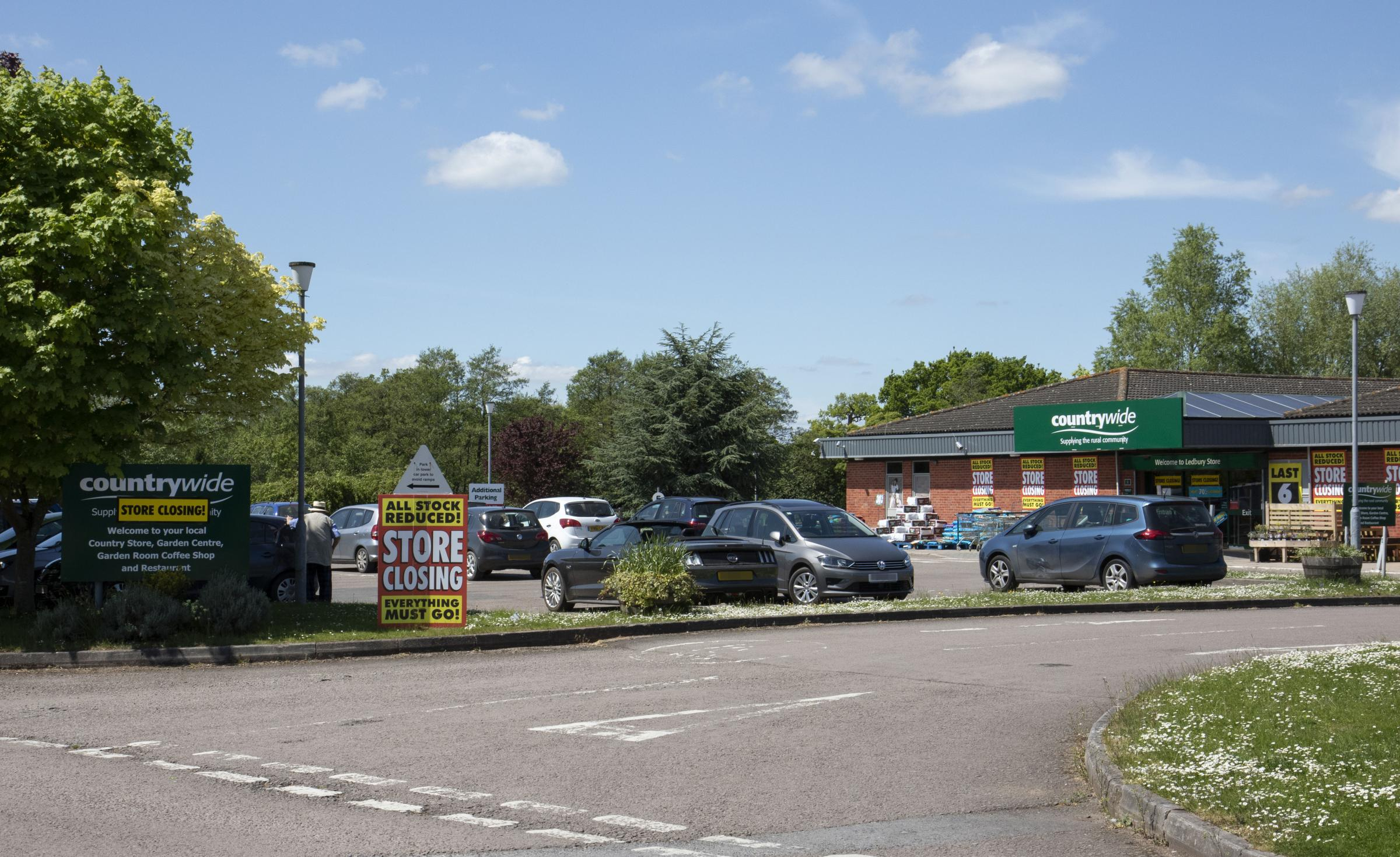 CLOSING: Ledbury's Countrywide store