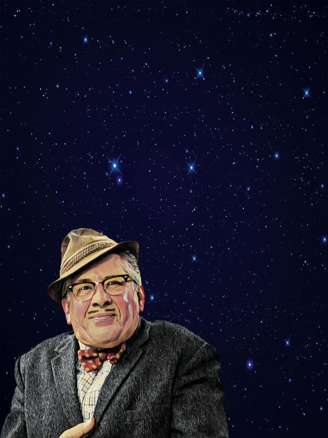INSPIRED: Count Arthur Strong