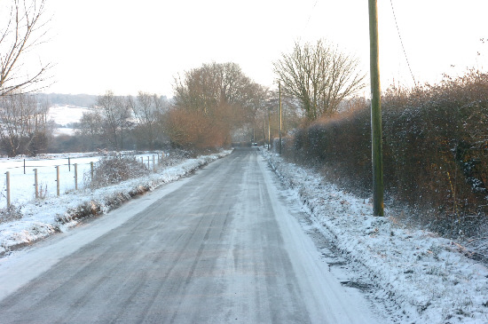Motorists warned to take extra care on icy roads