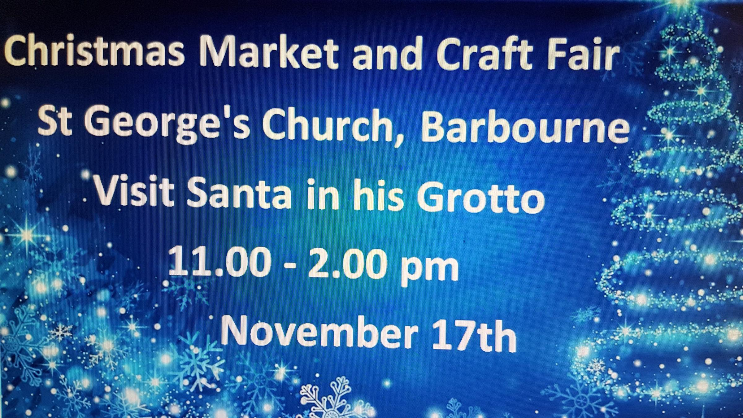 Christmas Market and Craft Fair