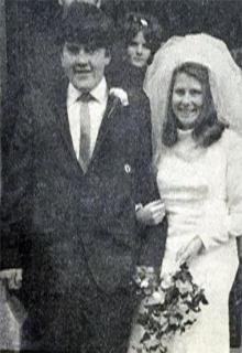 Michael and Caroline Warden