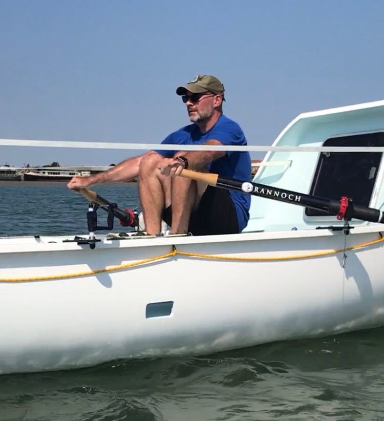 Tim Crockett will sail solo across the Atlantic to raise funds for Combat Stress