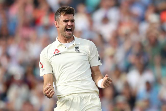 James Anderson is hoping to prove his fitness in time for the Ashes series