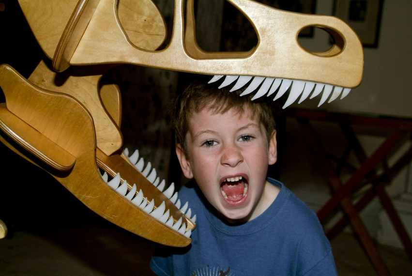 Summer Fun-Discover Dinosaurs
