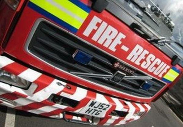 Explosion and fire at Stourport substation