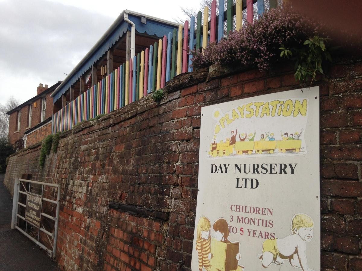 Ledbury's Playstation Day Nursery shut down by Ofsted   Ledbury Reporter