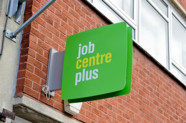 The number of people claiming unemployment benefits has risen by more than 1,500 in Herefordshire