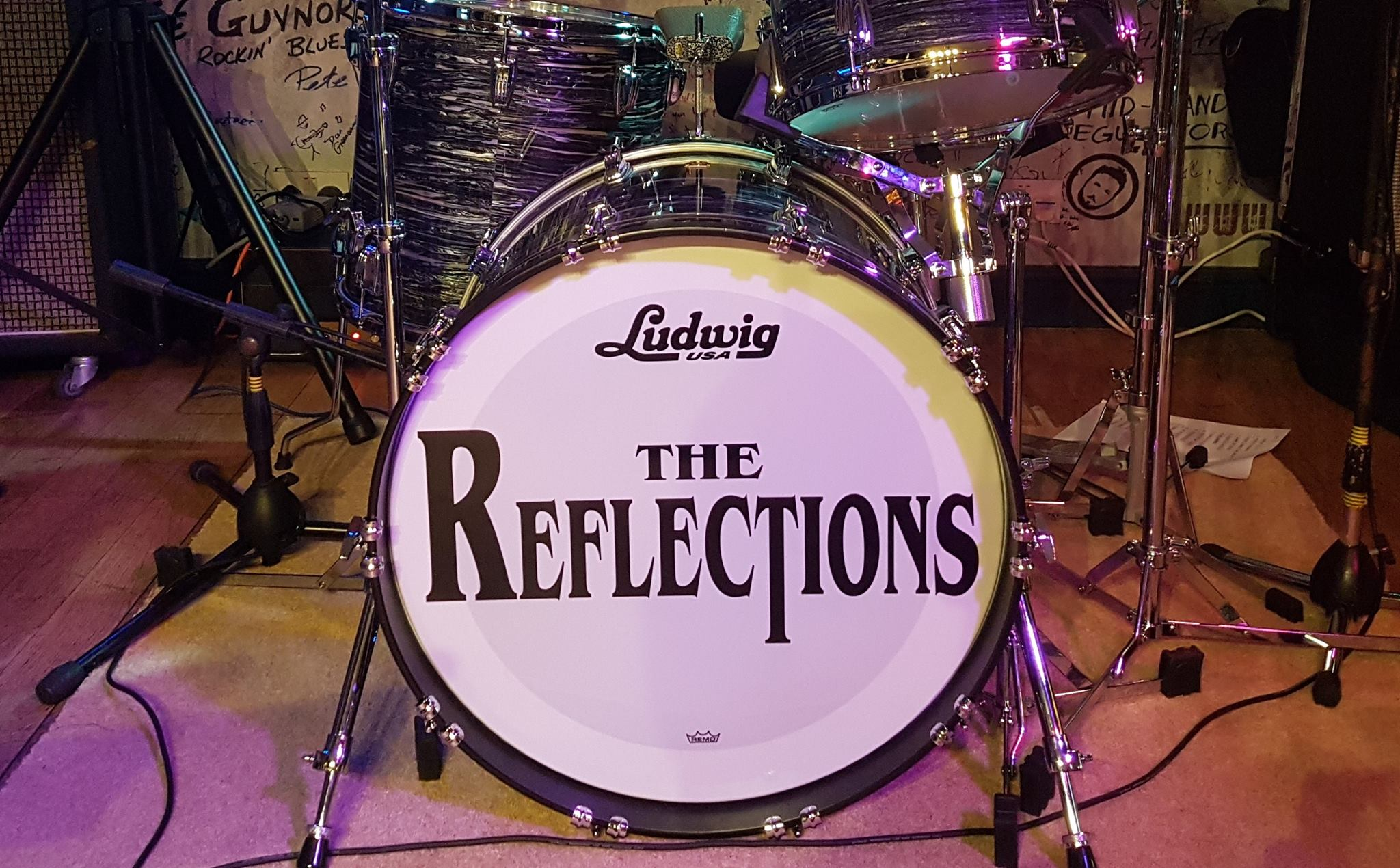 Sounds of the Sixties with The Reflections