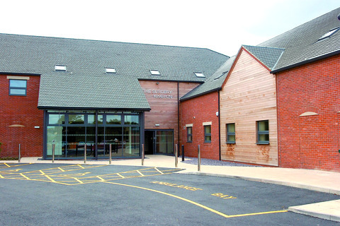 Services are set to move to Kington's surgery.