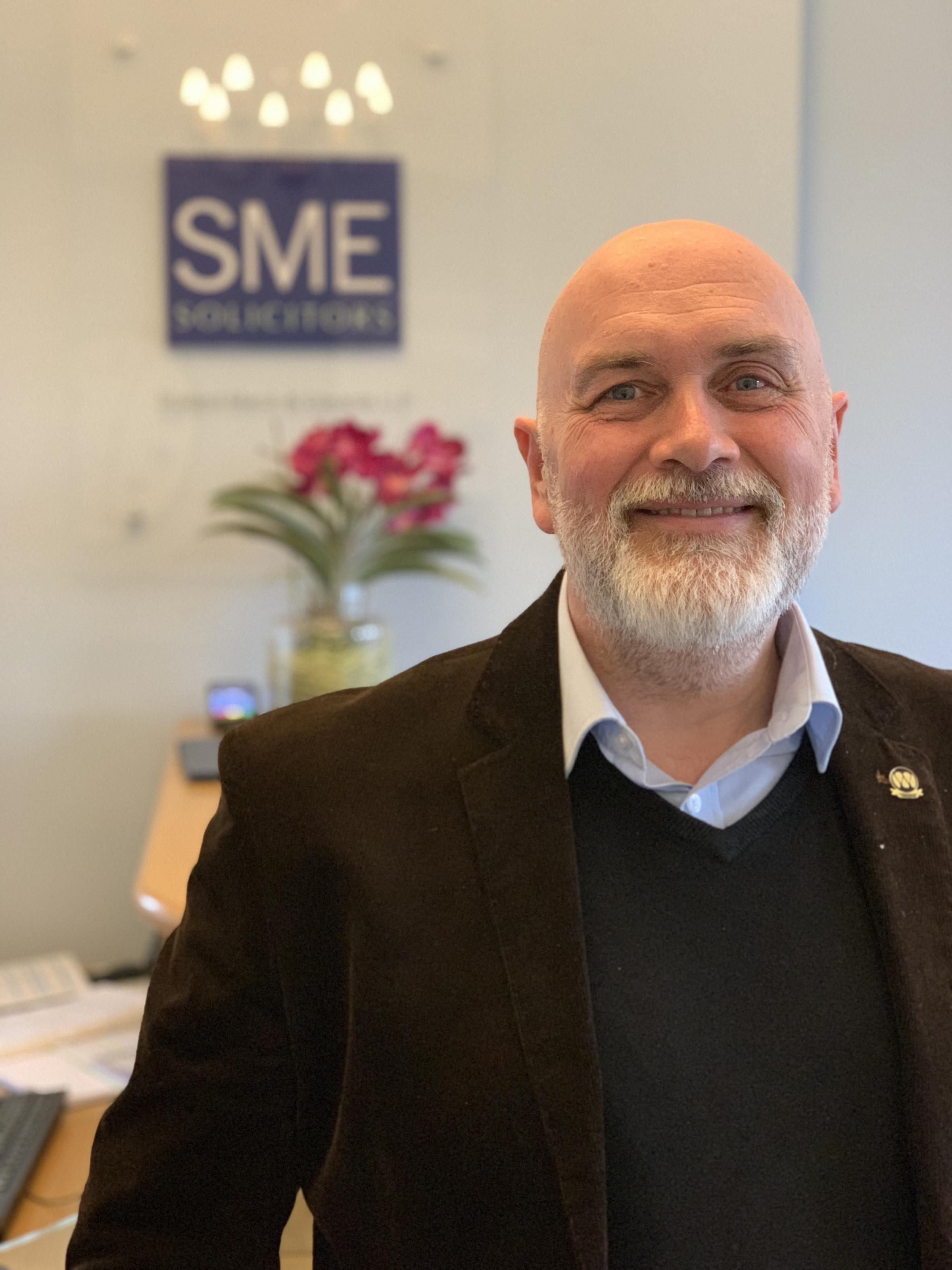 ADVICE: James Reade from SME Advisers Ltd