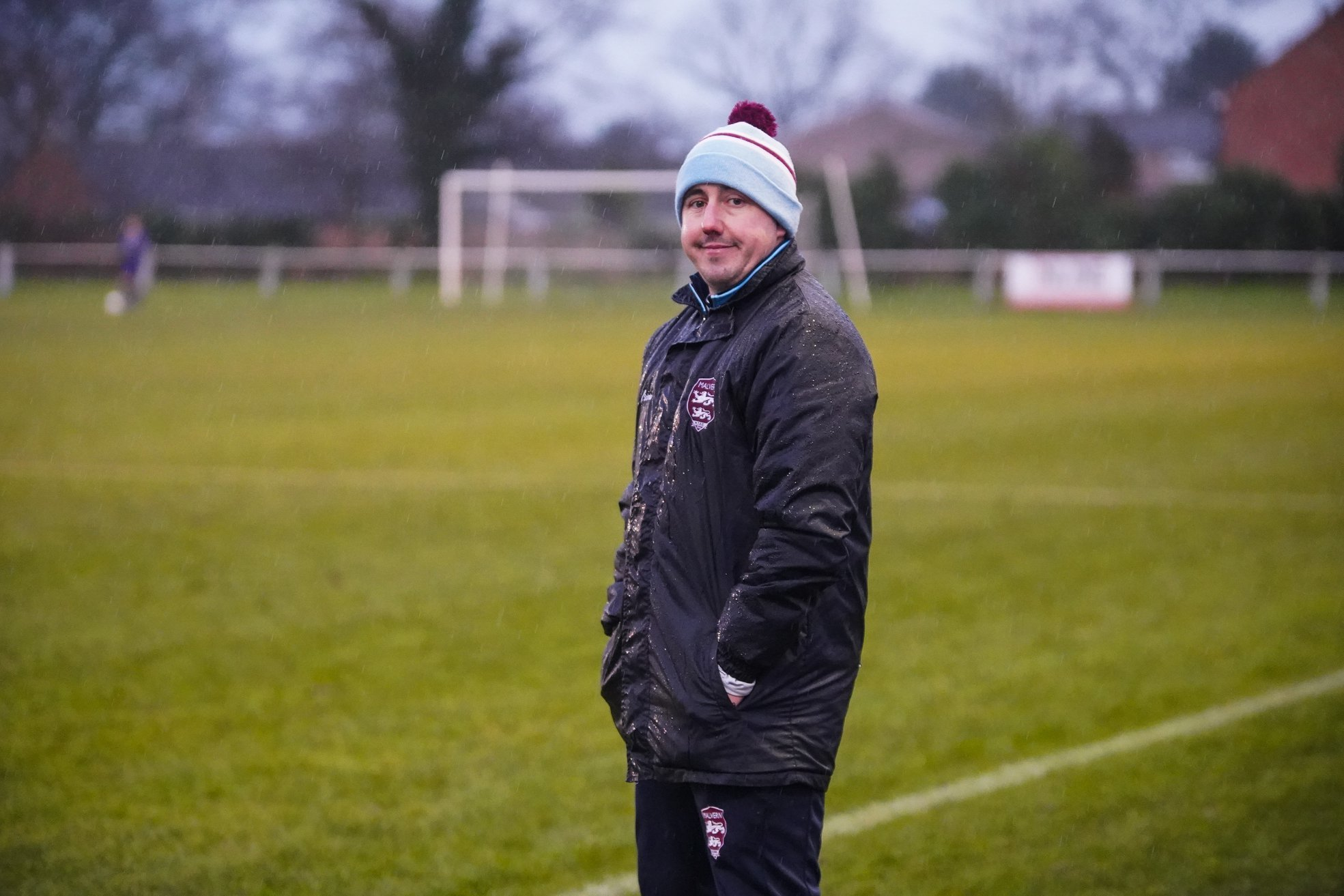 Malvern Town co-manager Lee Hooper. Picture: CLIFF WILLIAMS