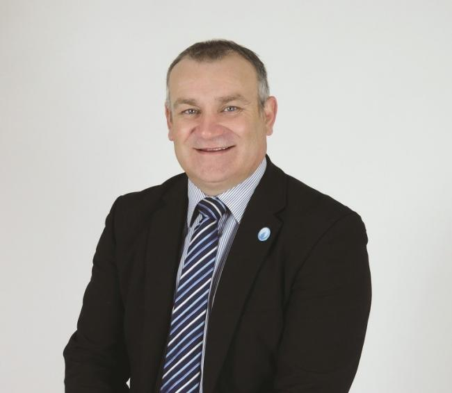 Gary Woodman, chief executive of Worcestershire Local Enterprise Partnership.