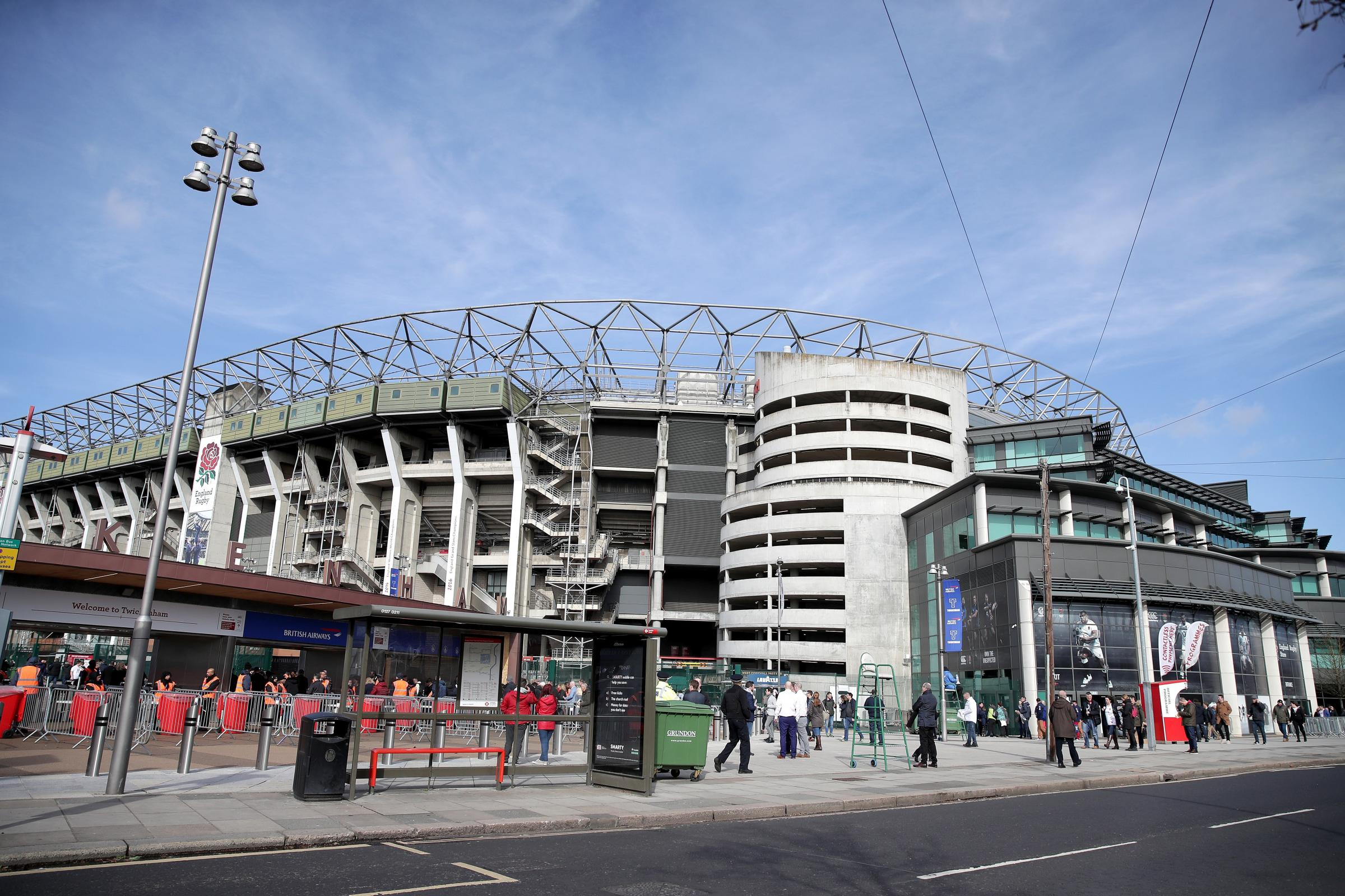 Twickenham's future could be at stake under Nations Championship proposal