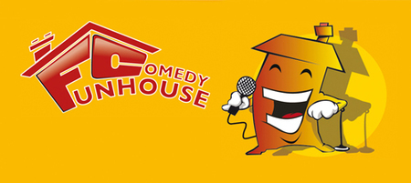 Funhouse Comedy Club - Comedy Night in Cirencester December 2019