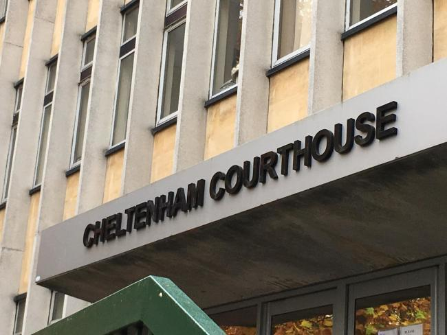 IMAGE: Cheltenham Magistrates Court