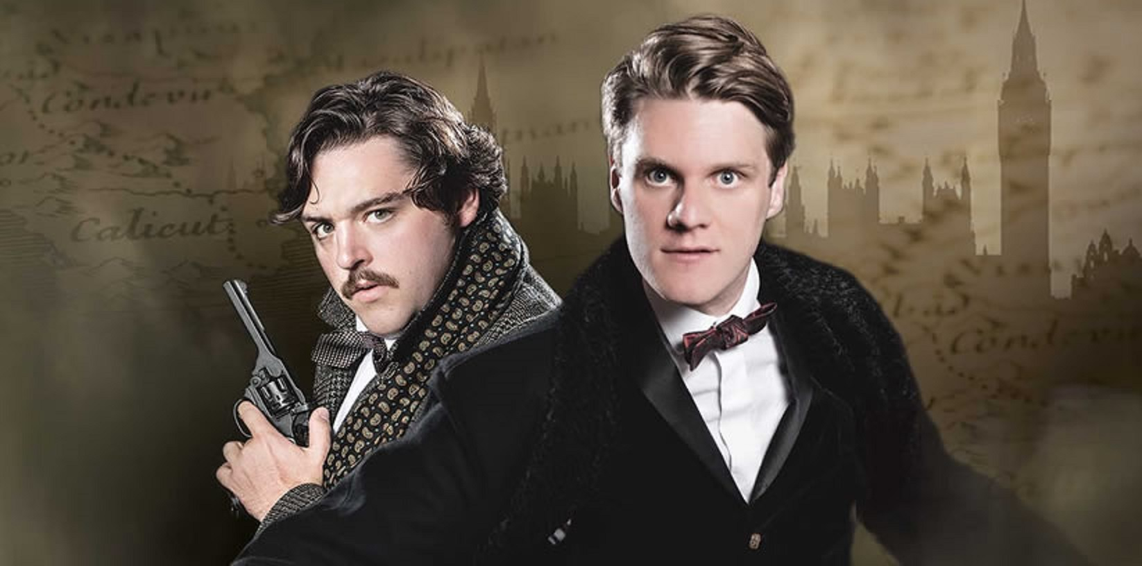 THRILLING: A Holmes adventure at Malvern Theatres