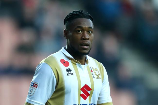 Chuks Aneke was allegedly the subject of racist abuse on Instagram this weekend.