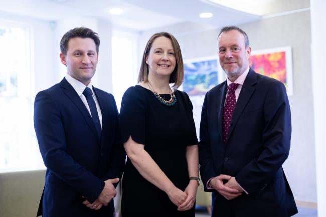 FIRM: New partners at Harrison Clark Rickerbys and its sister company Medical Accident Group - Anthony Goodfellow, Charlotte Measures and Alan Meiklejohn