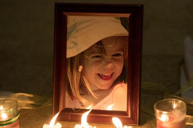 Madeleine McCann latest: 'We think she is dead' - German public prosecutor says (Archive photo)