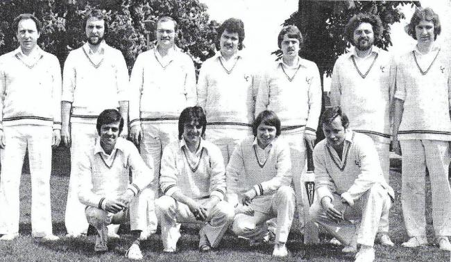 The Lads Club cricket team