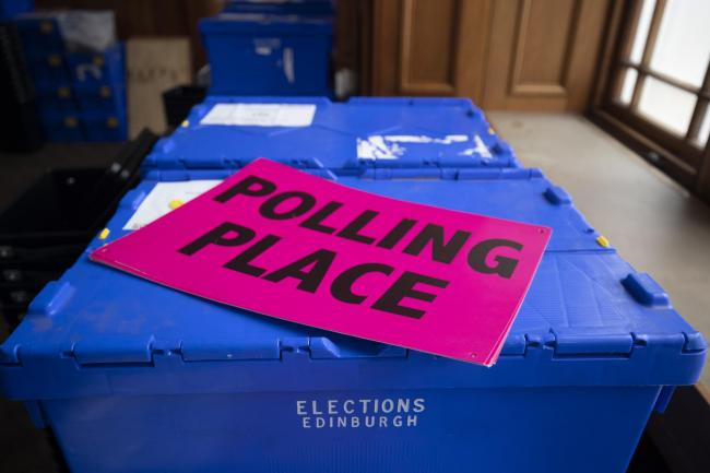 Polls close after Scots turn out to elect MEPs   Ledbury