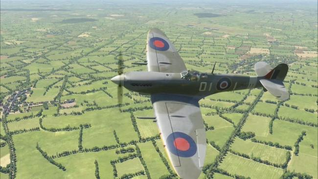 ICONIC: A Spitfire